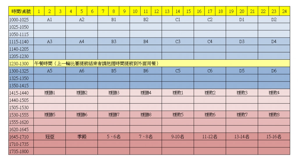 20171126Classic_Time-table